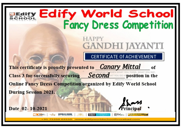 Fancy Dress Competition (2)